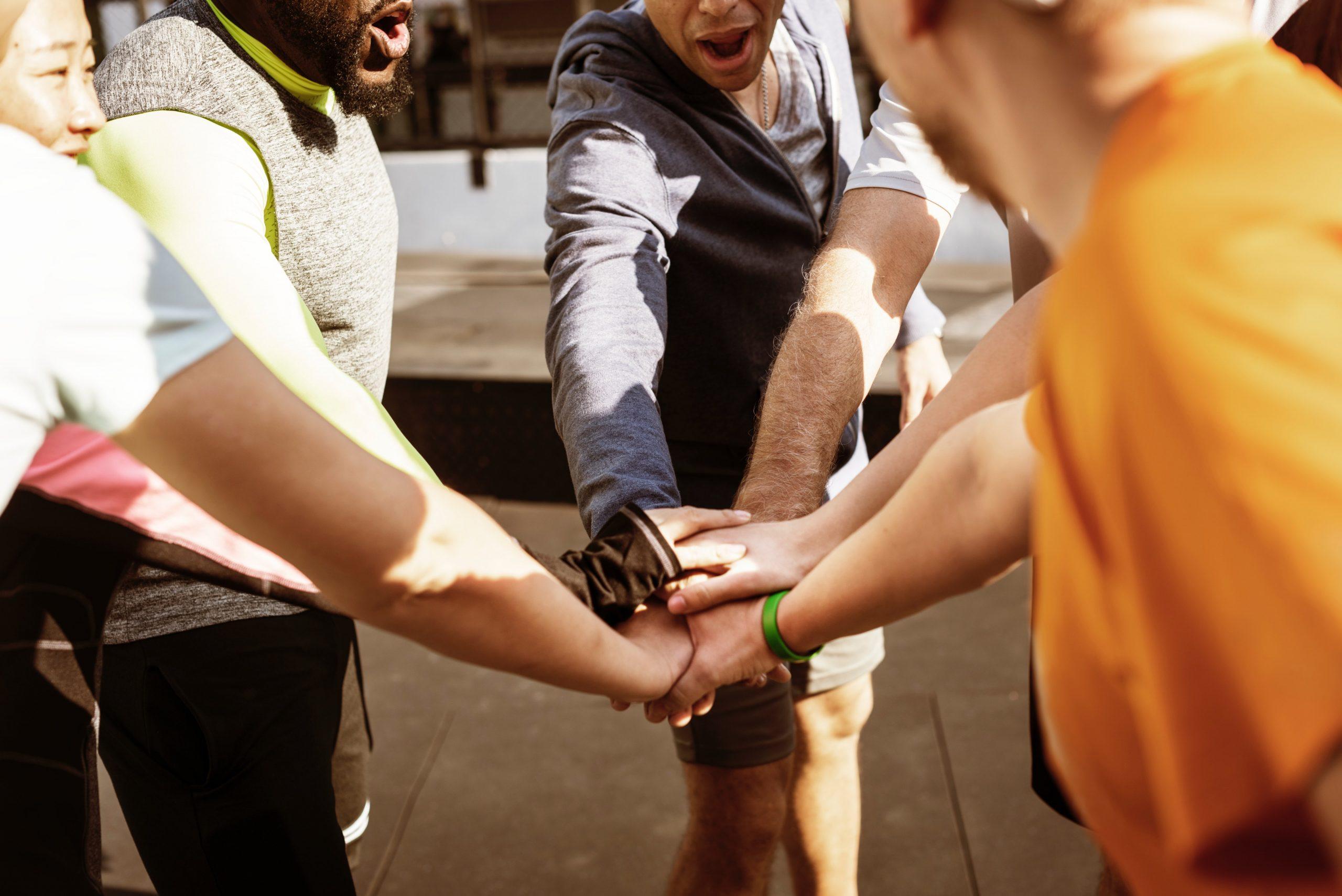 Le sport collaboratif avec Practice !